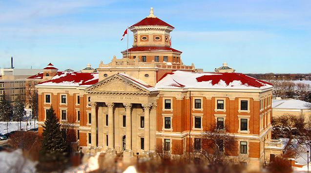 Học tập và chính sách định cư cùng Đại học Manitoba tại Canada
