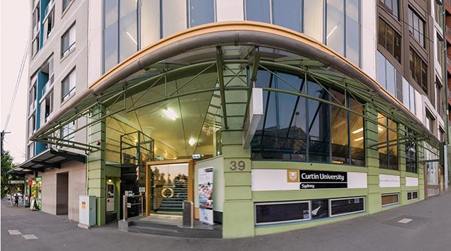 Đại học Curtin University - chi nhánh tại Sydney