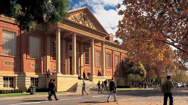 Đại học Adelaide - Úc