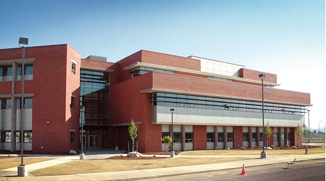 Cao đẳng Cộng đồng Spokane - bang Washington