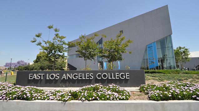 Trường Cao đẳng công lập East Los Angeles (ELAC)