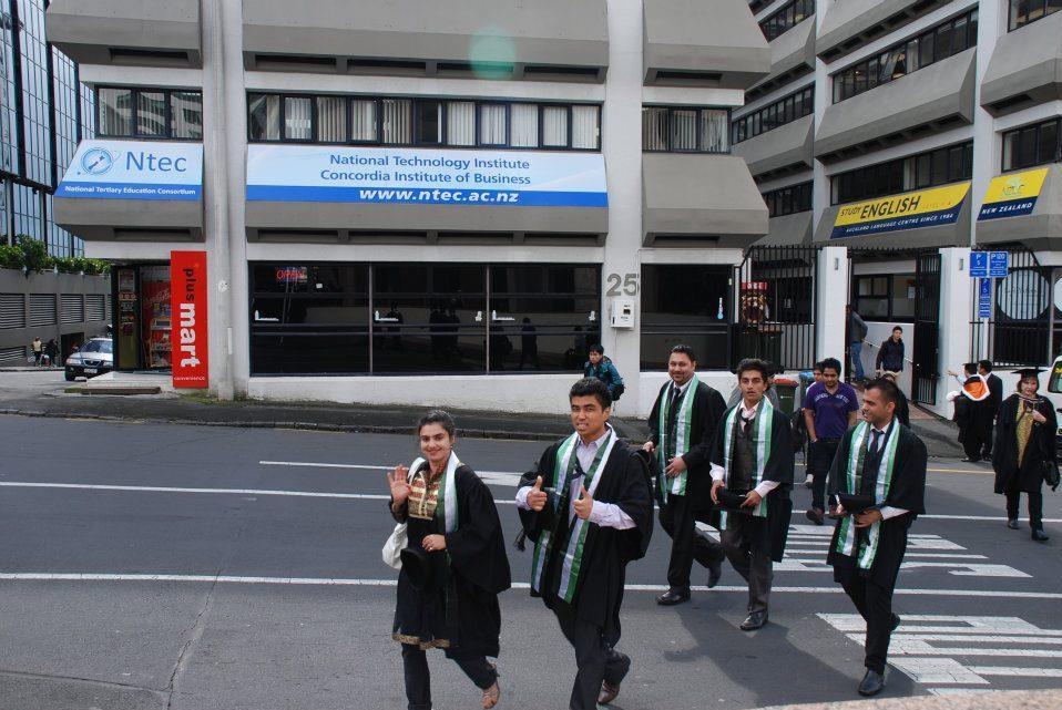 Học viện NTEC, New Zealand