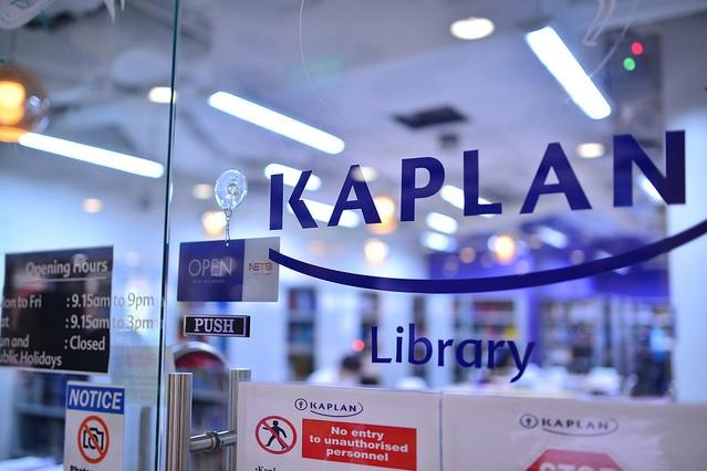 Kaplan Singapore - Miễn phí 8 triệu phí đăng ký nhập học
