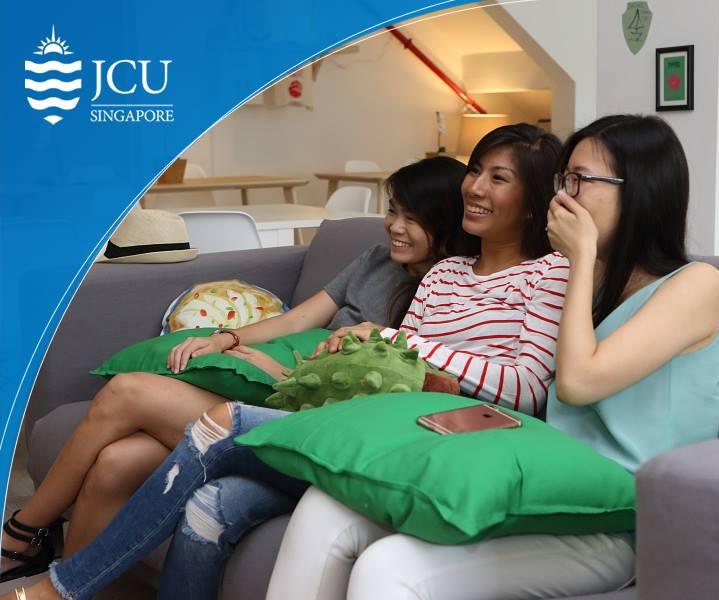 """Trải nghiệm """"vừa du học vừa du lịch"""" cùng đại học JCU Singapore"""