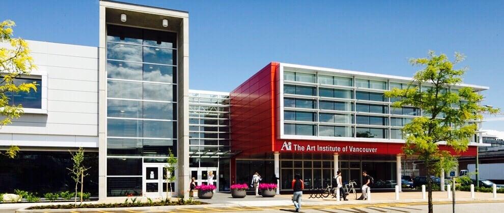 Art Institute of Vancouver- Thuộc top các trường chuyên về các ngành thiết kế và ẩm thực tại Canada