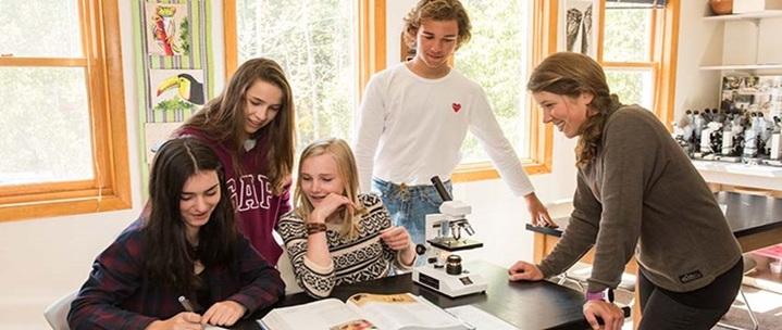 Giới thiệu trường Steamboat Mountain School