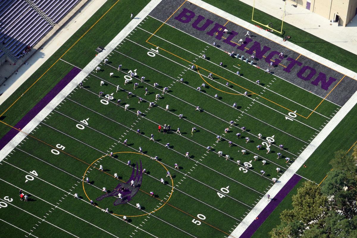 Trường trung học công lập Burlington High School (bang Iowa)