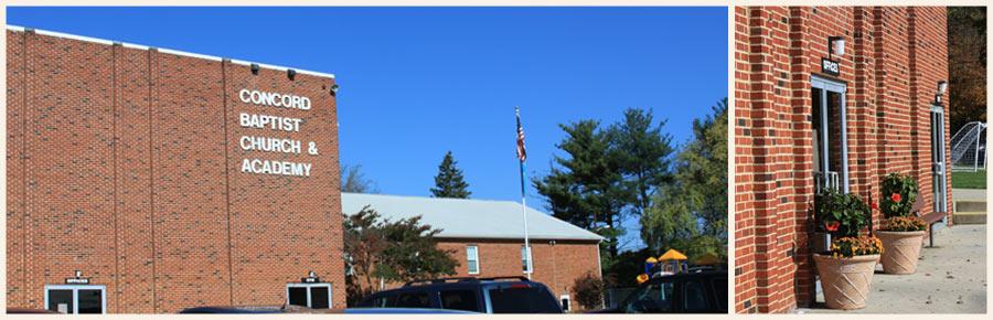 Trường Trung học tư thục Concord Christian Academy (Bang New Hampshire)