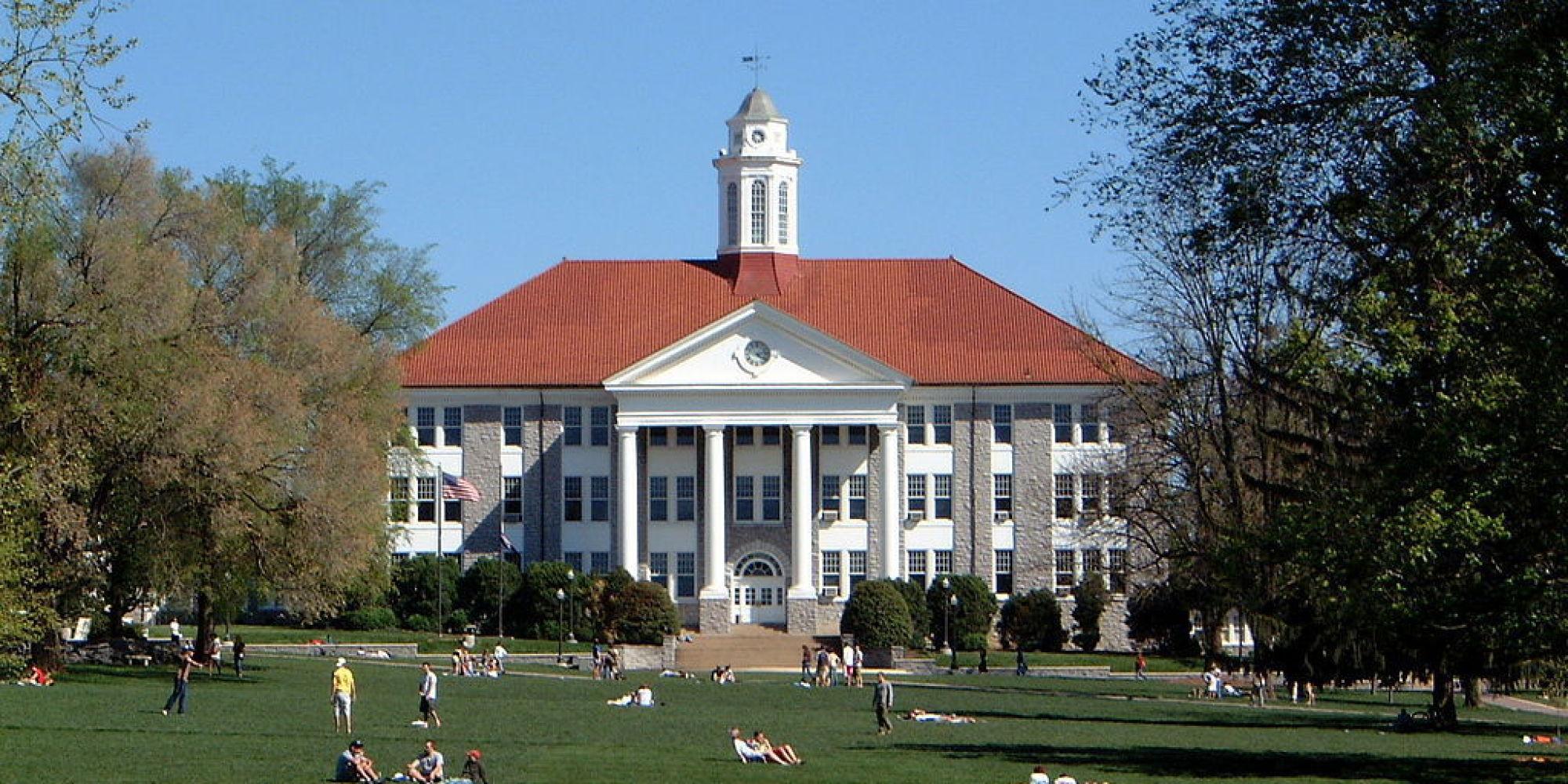 Trường đại học James Madison (James Madison University)