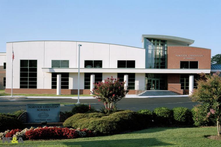 Trường Trung học nội trú Norfolk Christian Schools- Virginia