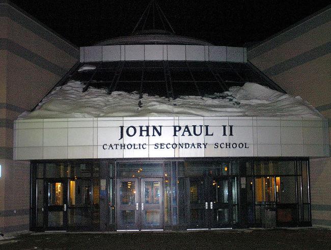 Trường Trung học Pope John Paul II (bang PA)
