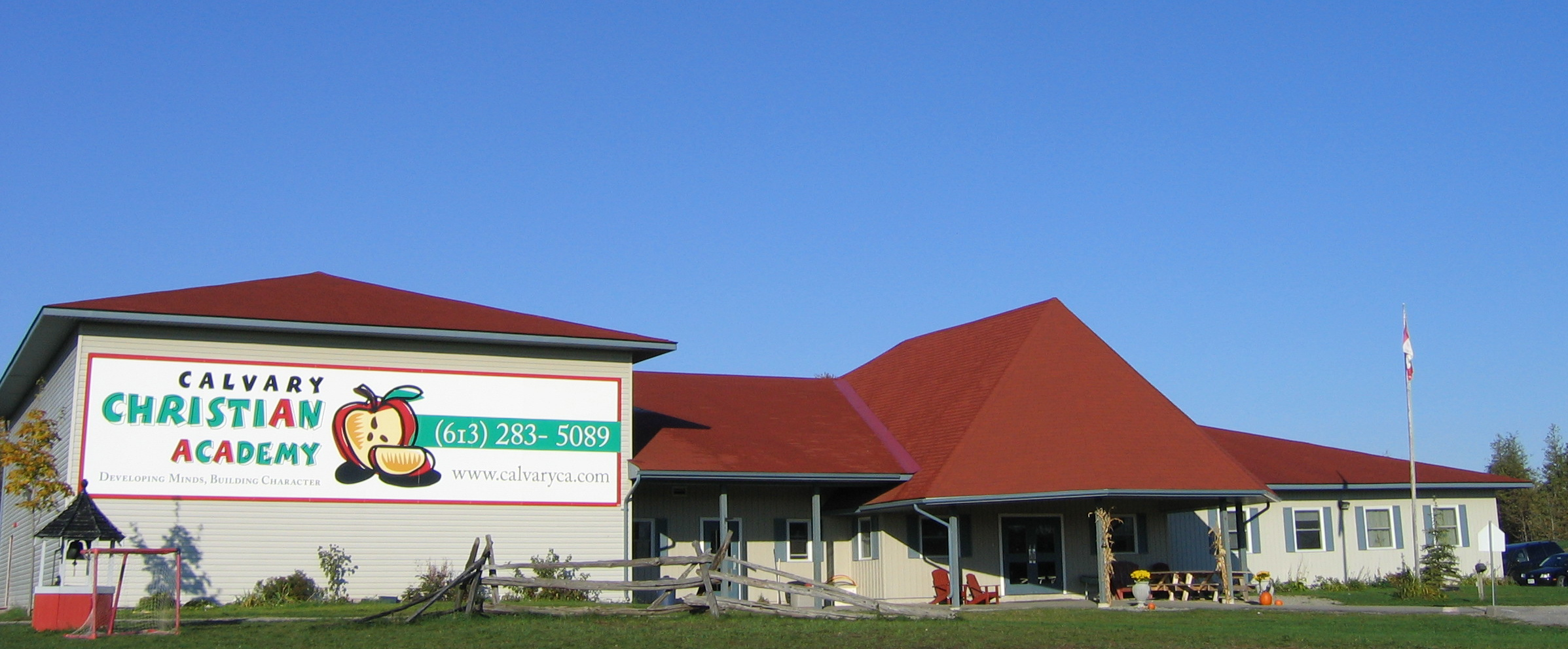 Trường Trung học Calvary Christian Academy (bang PA)