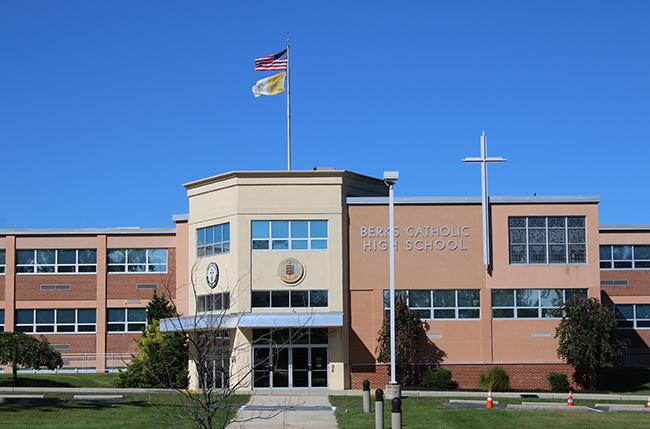 Trường Trung học Berks Catholic High School (bang PA)