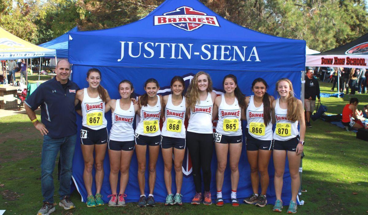 Trường trung học nội trú Justin - Sienna High School (bang California) (S, A)
