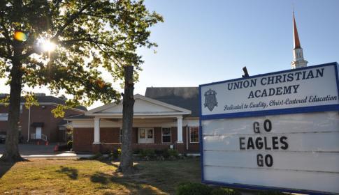 Trường Trung học Union Christian Academy - Bang Arkansas