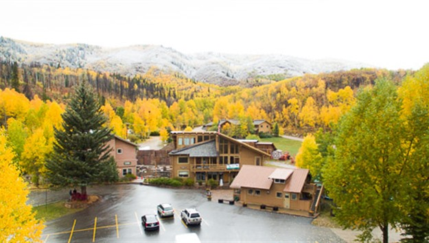 Steamboat Mountain School (bang Colorado)