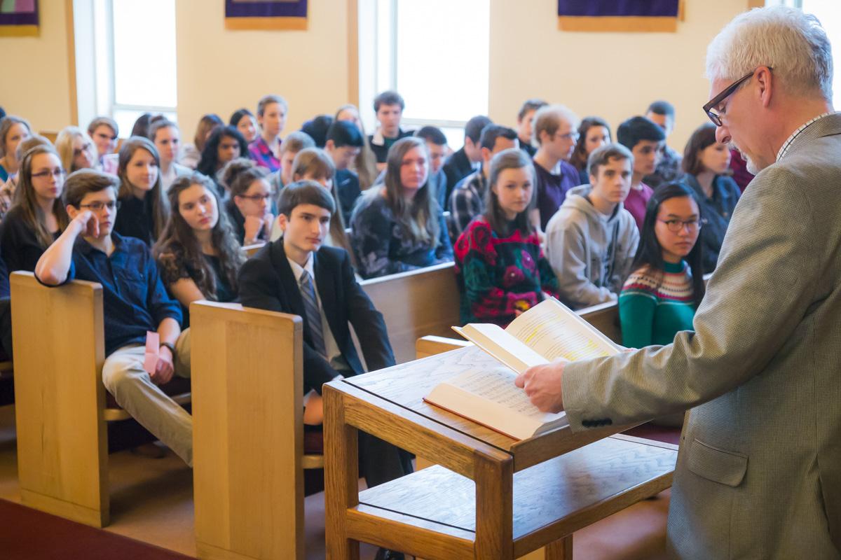 Trường trung học tư thục Covenant High School (Bang Washington)