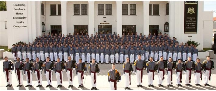 Army and Navy Academy (Bang California)