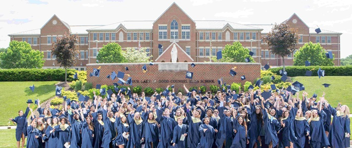 Our Lady of Good Counsel High School (Bang Maryland)