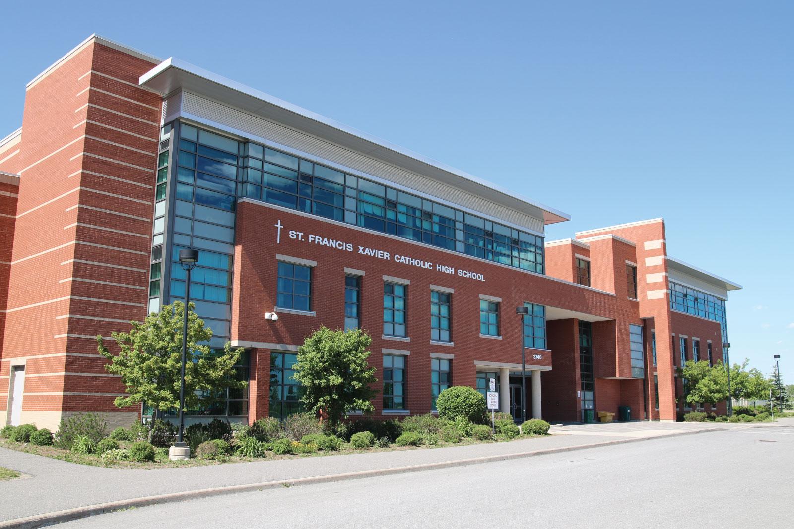 St. Francis Xavier Catholic High School (Bang Wisconsin)