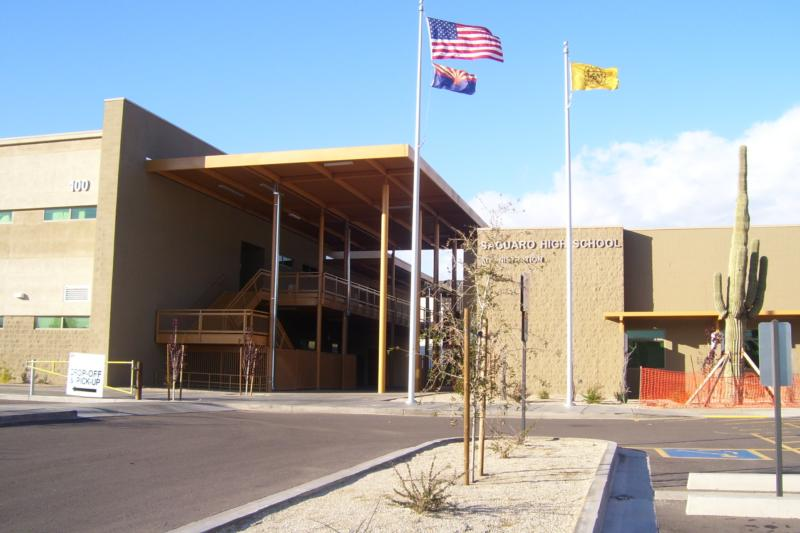 Scottsdale Unified School District - Saguaro High School (Bang Arizona)