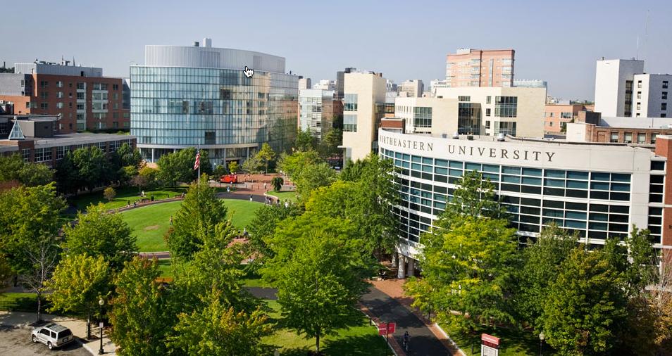 Săn ngay Học Bổng hấp dẫn từ trường Đại học danh tiếng của Mỹ - Northeastern University