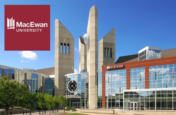 Học bổng lên đến 12.000 CAD/ năm từ MacEwan University Canada
