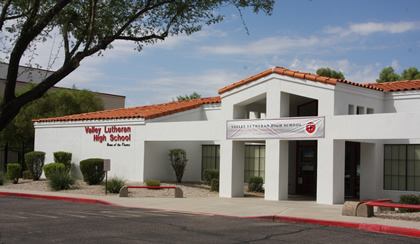 Valley Lutheran High School (bang Arizona)