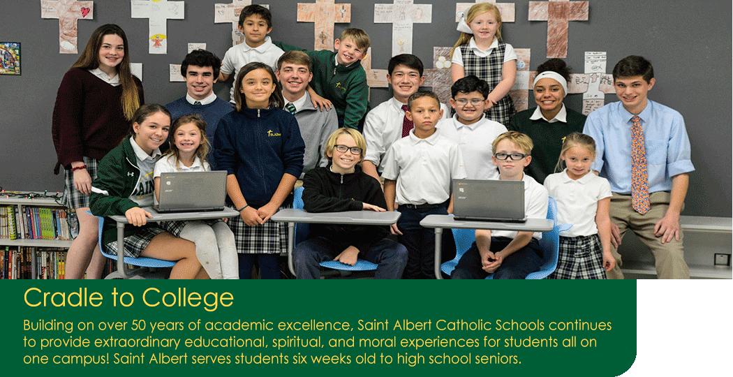 Saint Albert Catholic Schools (bang Iowa)