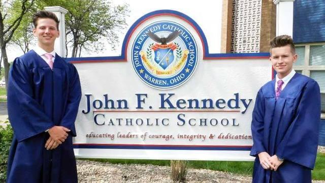 John F Kennedy Catholic School (Bang Ohio)