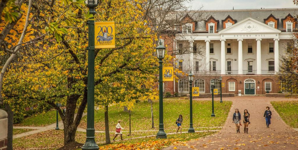 Allegheny College (Bang Pennsylvania)