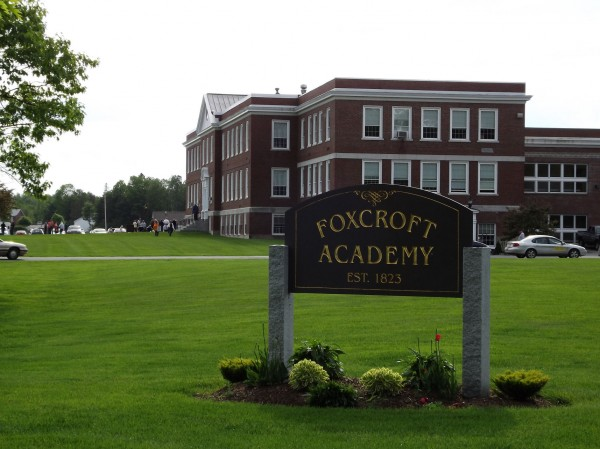 Foxcroft Academy (Bang Maine)