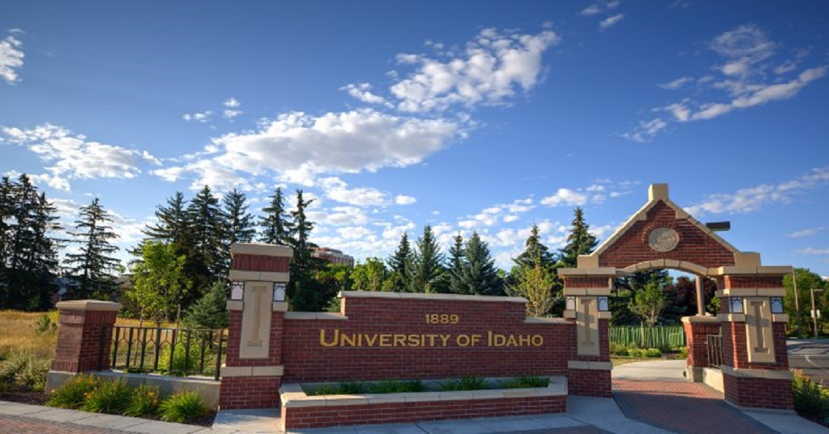 University of Idaho (bang Idaho)