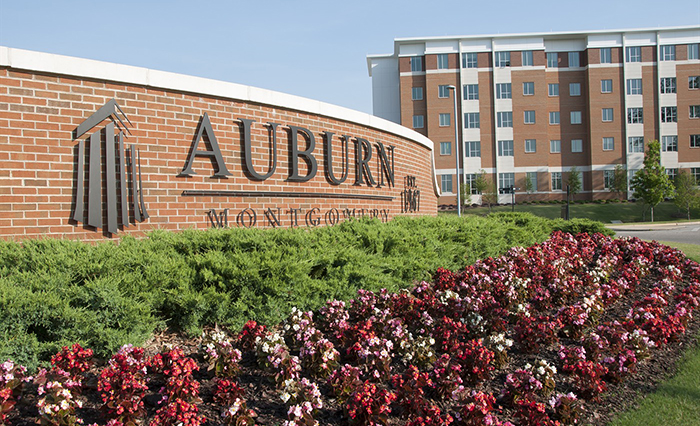 Auburn University at Montgomery (bang Alabama)