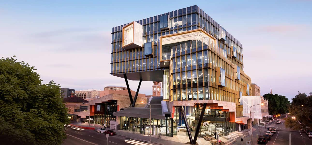 Chương trình chuyển tiếp tại đại học Newcastle - Úc