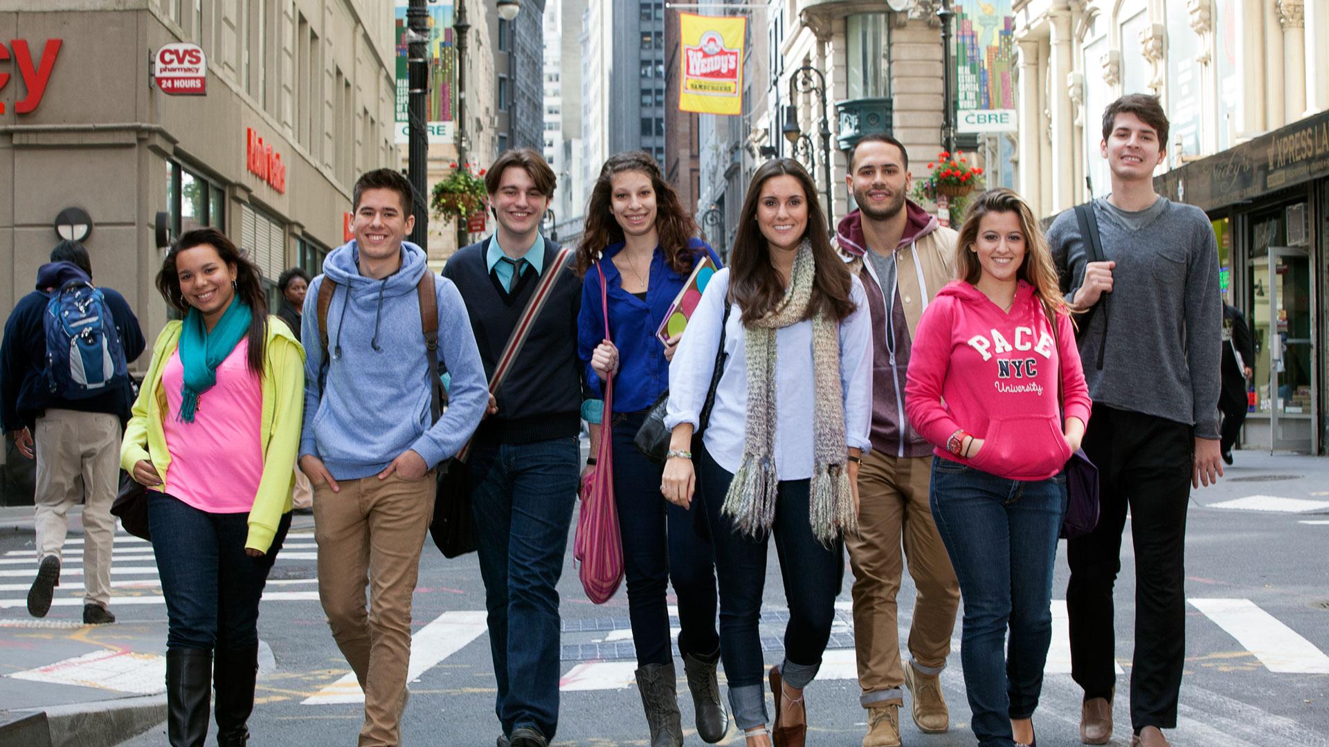 Học ngành Kinh tế vẫn được OPT 3 năm tại Pace University