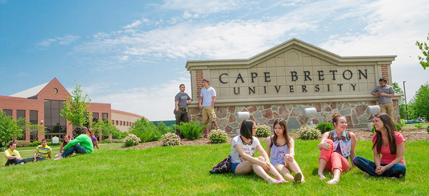 Cape Breton University - Bang Nova Scotia