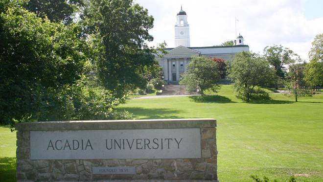 Acadia University - Trường đại học Acadia