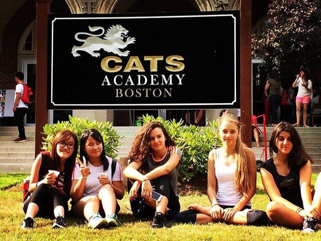 Trường trung học nội trú Cats Academy Boston