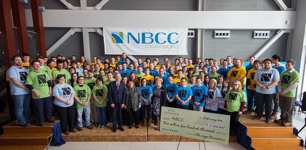 Trường cao đẳng cộng đồng New Brunswick - NBCC