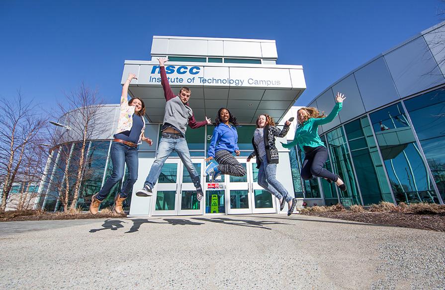 Trường Cao đẳng cộng đồng Nova Scotia - NSCC