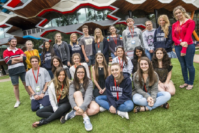 Giới thiệu Đại học La Trobe - Sydney Campus