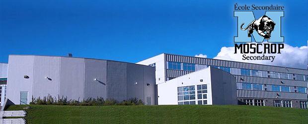 Trường trung học Moscrop Secondary School - bang British Columbia