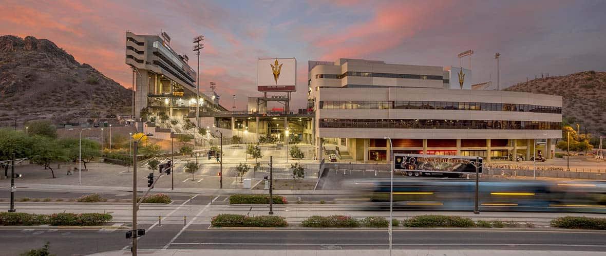 Giới thiệu trường Arizona State University