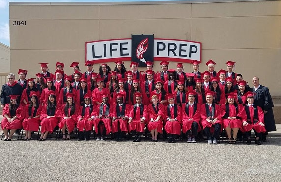 Trường trung học Life Preparatory Academy - Bang Kansas