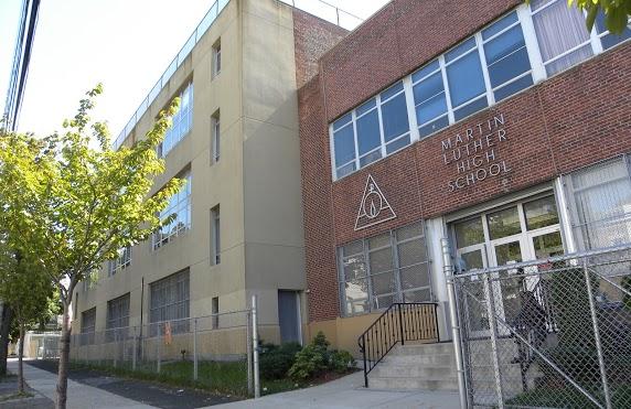 Martin Luther High School - Bang New York