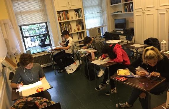 Trường trung học Beekman High School - Bang New York