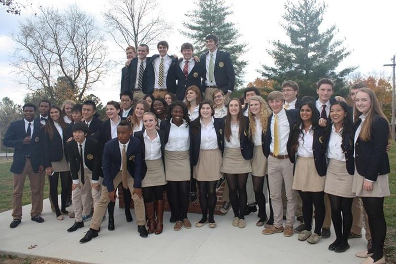 Trường trung học Webb School - Bang Tennessee