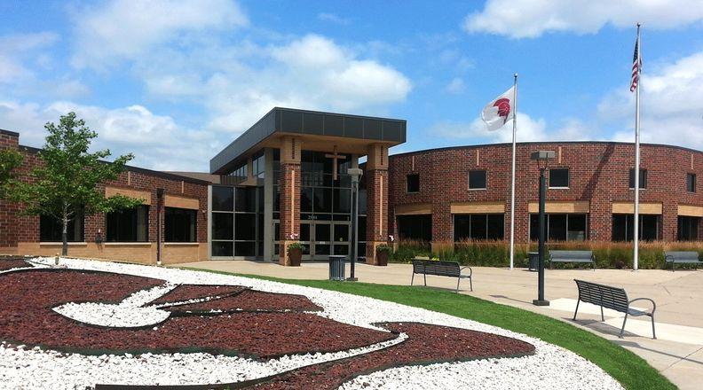 Trường trung học Benilde - St. Margaret's School - Bang Minnesota