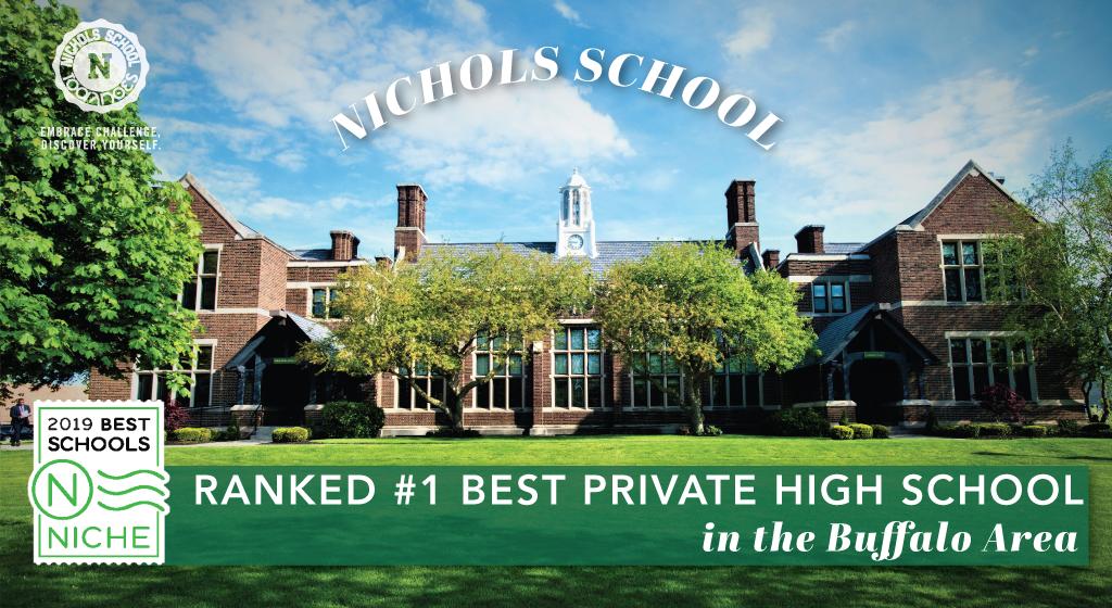 Trường trung học Nichols School - Bang New York